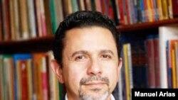 Alto Comisionado para la paz en Colombia, Miguel Ceballos. [Foto: cortesía @ceballosarevalo]
