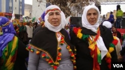 International Women's Day in Dersim, Turkey.