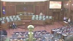 Kosovë, Kushtetuesja rrëzon zgjedhjen e kryetarit të Parlamentit
