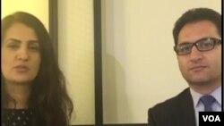 هارون چخانسوری در مصاحبه با برشنا امرخیل