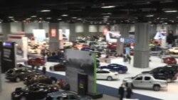 2014年华盛顿车展突出新科技