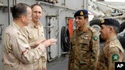 احتمال تشریک اطلاعات میان پاکستان و ایالات متحده