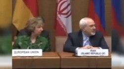محمد جواد ظریف با بان کی مون دبیر کل سازمان ملل متحد دیدار کرد.