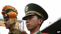 چین اور بھارت کے درمیان سرحد پر امن کے قیام کا معاہدہ