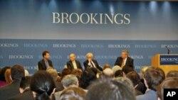 布魯金斯學會舉辦奧巴馬外交政策新書發表會