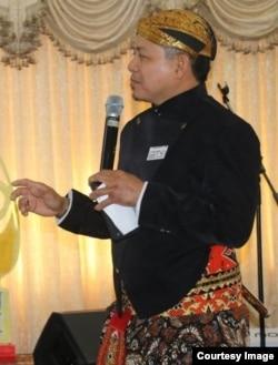 Lantip Sri Sadewo, Pengurus PTJ (foto: courtesy).