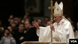 El Papa tiene previsto viajar a Cuba el 26 de marzo y estar en la isla hasta el 28.