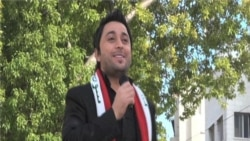 Syrian Singer Rallies Assad Forces