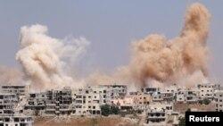 جنگ داخلی سوری حدود نیم میلیون کشته به جا گذاشته است.