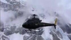 珠峰大雪崩失蹤者搜救工作恢復進行