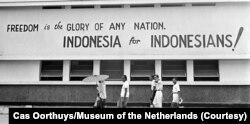 Foto hasil jepretan fotografer Belanda, Cas Oorthuys. (Foto: Museum of the Netherlands)