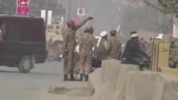 Pakistan Hangings