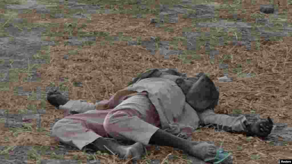 Sojojin Kasar Chadi sun fatattaki 'yan Boko Haram daga garin Dikwa dake gabashin Najeria a ranar 2 ga Maris din 2015.