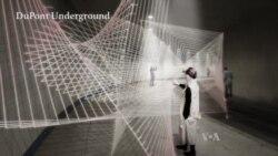 Washington DC Underground Streetcar Station to Become Arts Venue