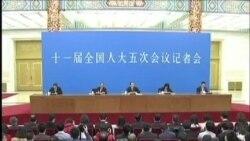 """温家宝:""""中国不政改 文革恐再现"""""""