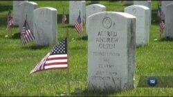 Барак Обама: не словом єдиним варто пам'ятати загиблих героїв. Відео.