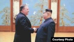 彭佩奥4月访问朝鲜时与金正日会见