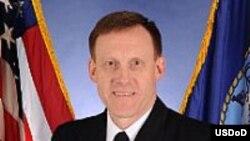 Laksamana Muda Angkatan Laut Michael Rogers yang diajukan sebagai pemimpin Badan Keamanan Nasional (NSA). (Foto: Dok)