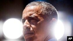 Les républicains espèrent profiter de la baisse de popularité du président Barack Obama (AP)