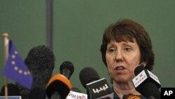 Bà Catherine Ashton, trưởng ban đặc trách chính sách đối ngoại của EU, nói rằng tình hình mất an ninh trong vùng Sahel đang gia tăng đáng kể