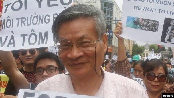 Tiến sỹ Nguyễn Quang A - một nhà hoạt động vì tiến bộ xã hội. (Ảnh tư liệu)