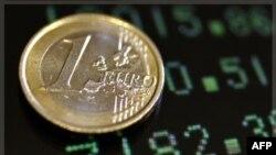 Pad vrednosti evra