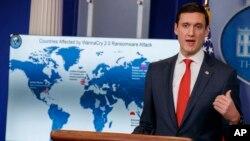 Tom Bossert fue una persona clave en la Casa Blanca para proteger a la nación del terrorismo y las amenazas cibernéticas.