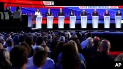 Bilan du 4e débat démocrate en vue de la primaire