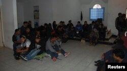 Una ONG encontró en 2011 que se secuestraron en México a 10.000 migrantes en un periodo de seis meses.