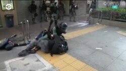 Гонконг: демократический протест или вандализм и уличное насилие?
