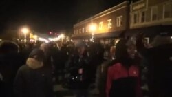 Demonstrations in Ferguson