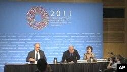 Годишни средби на ММФ и Светската банка во Вашингтон