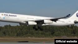 خطوط هوایی و برخی هواپیماهای ایران هدف این تحریم ها هستند.
