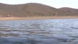 Gračaničko jezero gotovo presušilo