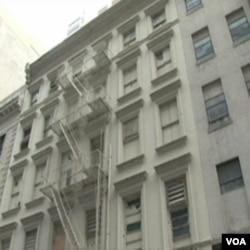 Zgrada na Donjem Manhattanu, umjesto koje imam Rauf želi izgraditi Islamski centar