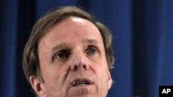 美国助理国务卿波斯纳4月28日在美驻华大使馆记者会上