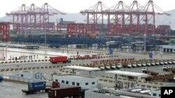 中國對外運輸出口港之一