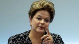 Brazil's President Dilma Rousseff (foto: dok).
