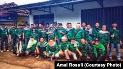 GPK Amal Rosuli, wadah anak muda pendukung PPP (courtesy: Amal Rosuli)