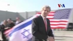 Kerry İsrail-Filistin Barışı Konusunda Umutlu