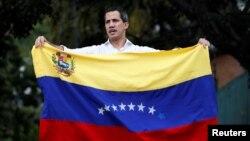 Presidente interino de Venezuela, Juan Guaidó, convocó a nuevas marchas para el lunes 25 de noviembre.