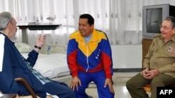 Chavez'in Ciddi Şekilde Hasta Olduğu İddiaları Yalanlandı