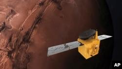 美國將發射火星車探索生命跡象。