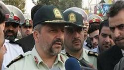 پلیس ایران چندین نفر را دستگیر کرد