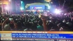 """Nicolás Maduro: """"El pueblo dio una lección"""""""