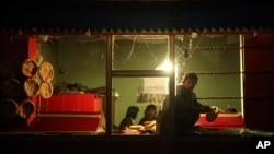 د کابل ښار یو دکان