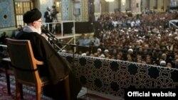 سخنرانی رهبر جمهوری اسلامی در مشهد