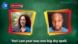 English in a Minute: Dry Spell