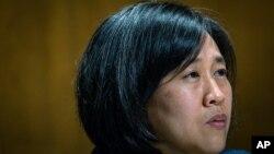 کترین تای، مذاکرهکنندهٔ ارشد تجارتی ایالات متحده