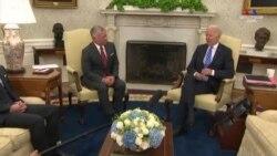 ԱՄՆ նախագահ Ջո Բայդենը Սպիտակ տանն ընդունել է Հորդանանի թագավոր Աբդուլլա Երկրորդին